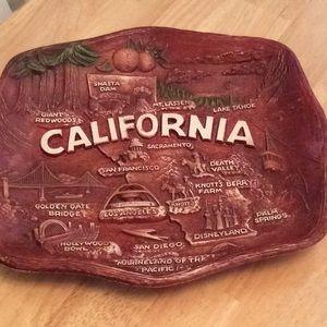 Vintage California State Landmark Plate